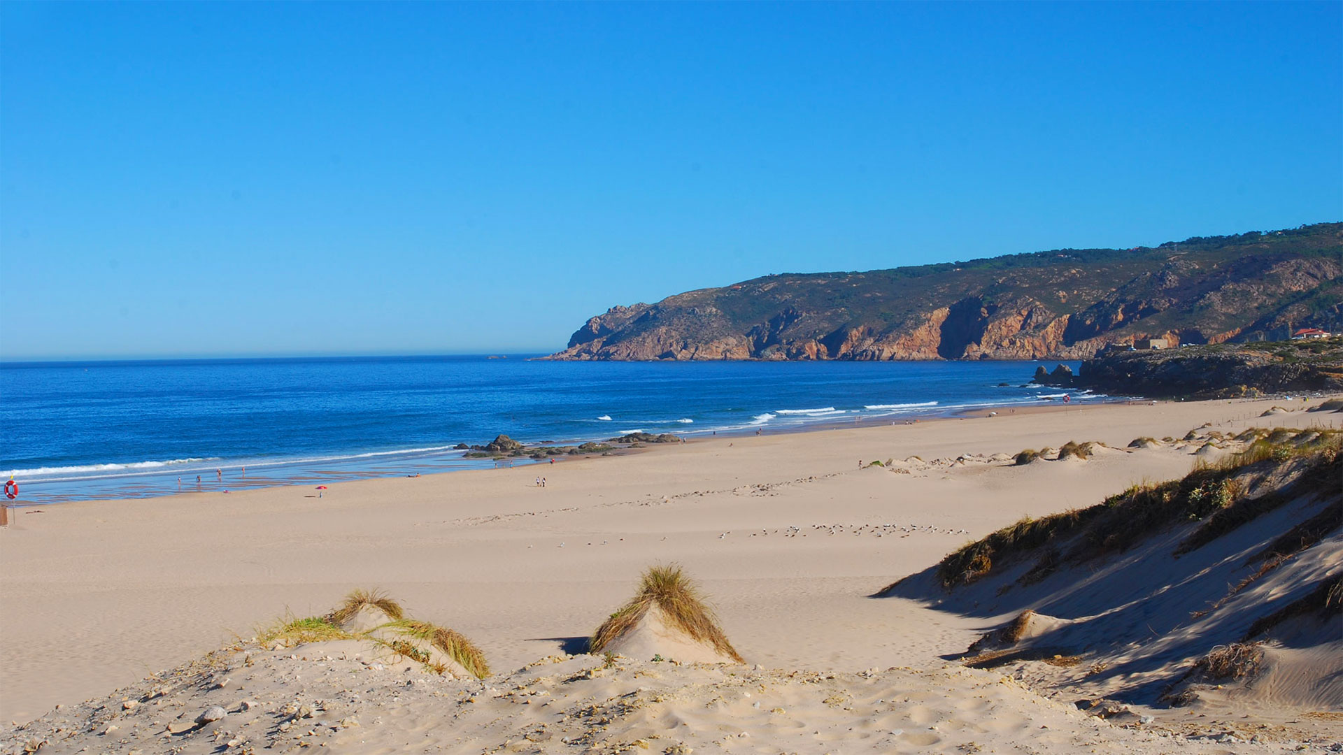 In the heart of Guincho